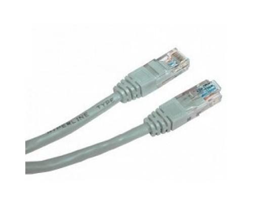 Коммутационный шнур Cablexpert Патч-корд UTP PP12-15M кат.5e, 15м, литой, многожильный