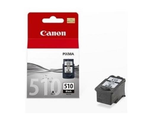 Расходные материалы Canon PG-510Bk 2970B007 Картридж для PIXMA MP240, 260, 480, MX320, 330, черный, 220стр.