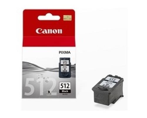 Расходные материалы Canon PG-512Bk 2969B007 Картридж для PIXMA MP240, 260, 480, Черный, 401 стр.