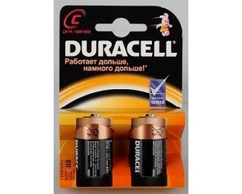 Батарейки Duracell LR14-2BL MN1400