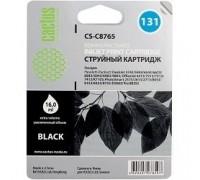 CACTUS C8765HE Картридж №131 для HP DeskJet 460/5743/6543/6623/6843; OfficeJet 6213/7213/7313/7413; PhotoSmart 2573/2613/2713/8153/8453/8753/Pro B (черный)