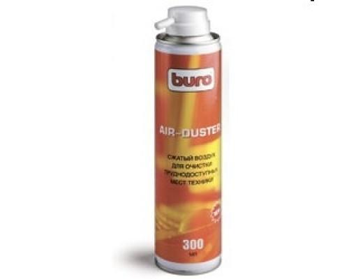 BURO BU-AIR 817417 Баллон со сжатым воздухом, 300 мл.