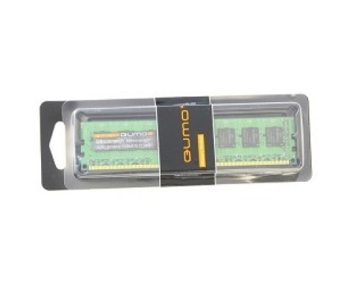QUMO DDR3 DIMM 8GB (PC3-12800) 1600MHz QUM3U-8G1600C11(R)