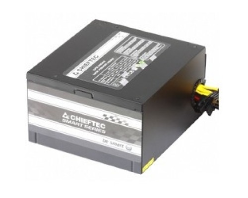 Chieftec 550W RTL GPS-550A8 ATX-12V V.2.3 PSU with 12 cm fan, Active PFC, fficiency >80% with power cord 230V only