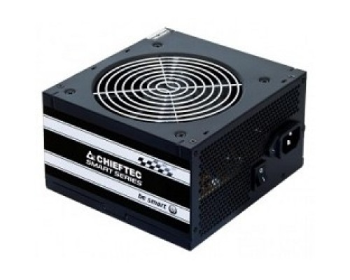 Chieftec 600W RTL GPS-600A8 ATX-12V V.2.3 PSU with 12 cm fan, Active PFC, fficiency >80% with power cord 230V only