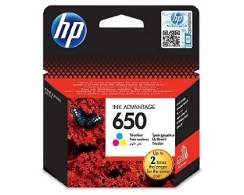 Расходные материалы HP CZ102AE картридж №650, Color DeskJet IA 2515/2516, Color