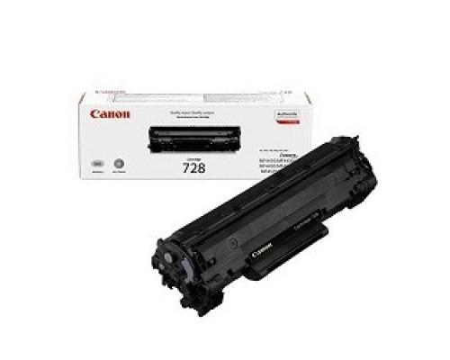 Canon Cartridge 728 3500B010/3500B002/3500A002 Картридж для MF4410/4430/4450/4550dn/4570dn/4580dn, Черный, 2100стр. (русифицированная упаковка) (GR)