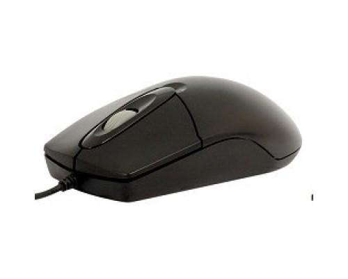 A4Tech OP-720 (черный) PS/2 пров. опт. мышь, 2кн, 1кл-кн 517934