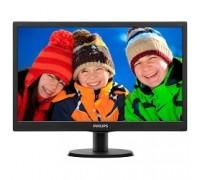 LCD PHILIPS 19,5 203V5LSB26(10/62) черный TN LED, 1600x900, 90/50, 1000000:1, 5ms, 200cd/m D-Sub