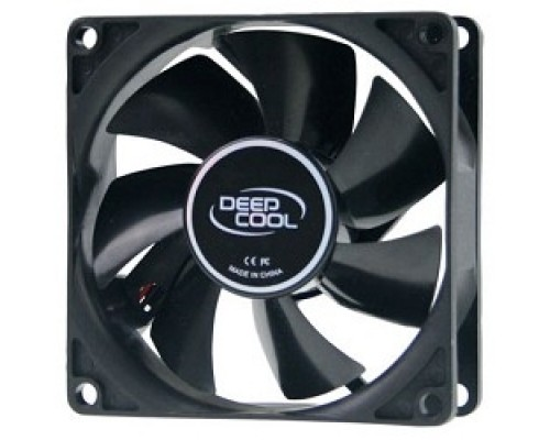 Case fan Deepcool XFAN 80 80x80x25, Molex, 20dB, 1800rpm, 82g