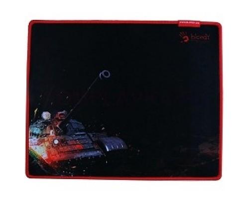 Коврик для игровой мыши A4Tech Bloody B-070 размер 430 x 350 мм черный/рисунок 762311