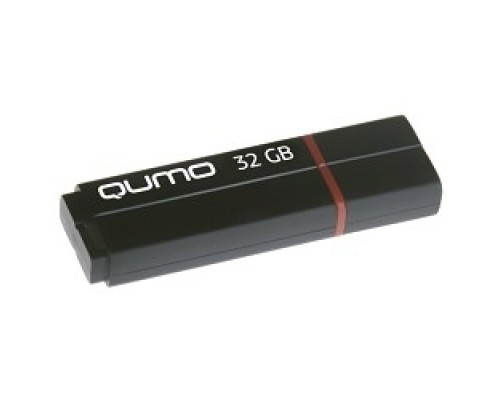 USB 3.0 QUMO 32GB Speedster QM32GUD3-SP-black
