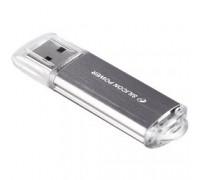 Silicon Power USB Drive 16Gb Ultima II SP016GBUF2M01V1S USB2.0, Silver