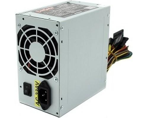 Exegate EX219182RUS / 251753 350W ATX-AB350 OEM, 8cm fan, 24+4pin, 2*SATA, 2*IDE