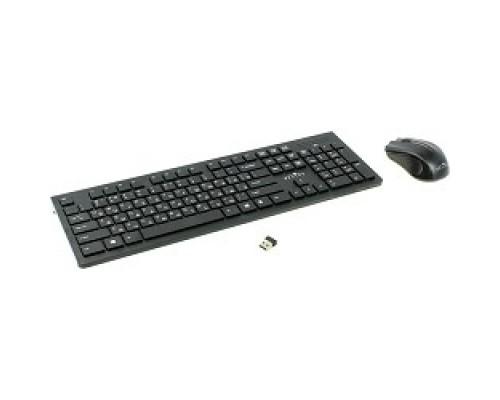 + мышь Oklick 250M Black USB беспроводная slim 997834