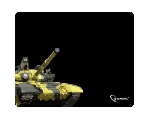 Коврики для мыши Gembird MP-GAME13, рисунок- танк, размеры 437*350*3мм