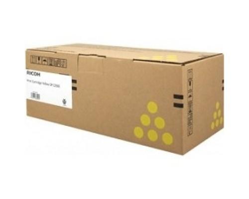 Ricoh 407546 Принт-картридж тип SP C250E, Yellow Ricoh SP C250DN/C250SF, (1600стр.)