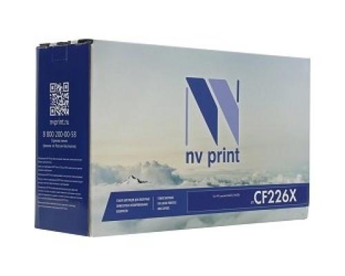 Расходные материалы NVPrint CF226X Картридж для HP LJ Pro M402dn/M402n/M426dw/M426fdn/M426fdw
