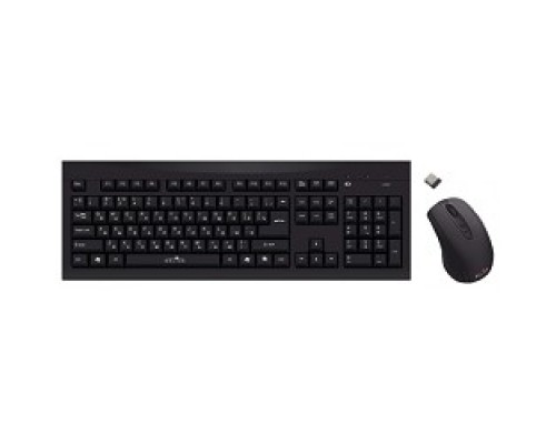 Oklick 210M Wireless Keyboard&Optical Mouse Black USB 612841