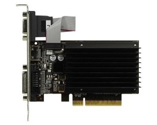 Видеокарта PALIT GeForce GT710 2GB 64Bit DDR3 RTL NEAT7100HD46-2080H