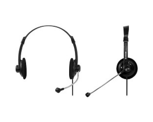 Defender Aura 104 черный, кабель 1,8 м 63104