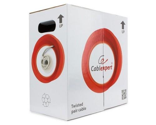 Cablexpert UPC-5004E-SOL UTP кат.5e, 4 пары, 0.48 mm (305 м pullbox), CCA однож.