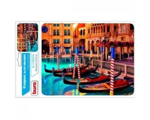 Коврик для мыши Buro BU-M80041 рисунок/Венеция 291859