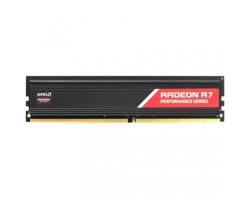 AMD RADEON DDR4 UDIMM 1.2V 4Gb R744G2400U1S-UO 2400MHz