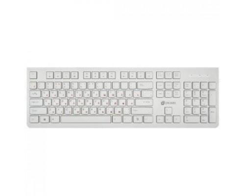 Oklick 505M белый USB slim 1196547