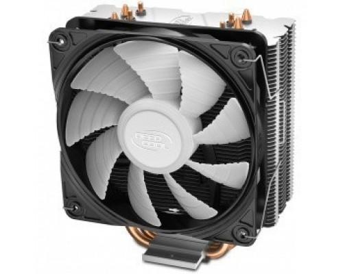 Cooler Deepcool GAMMAXX 400 V2 RED - Intel 1366/115*, AMD FM*/AM*, TDP 180W