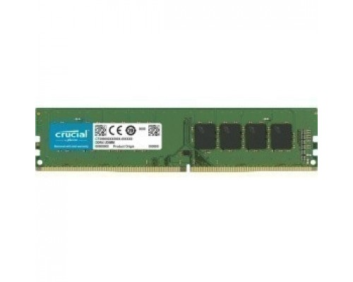 Crucial DDR4 DIMM 8GB CT8G4DFRA32A PC4-25600, 3200MHz