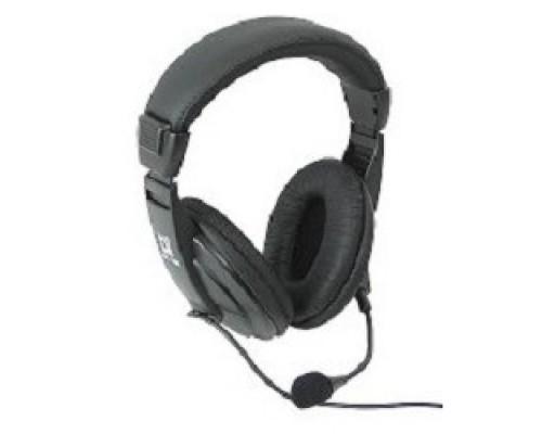 Наушники Defender HN-750 Гарнитура стерео, регулят. громк., 2м/4м кабель 63750
