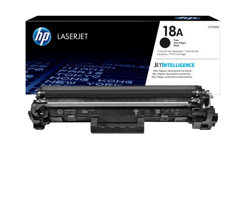 Заправка картриджа HP CF218A